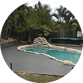 Walton Concreting | Gold Coast | Pool Surrounds