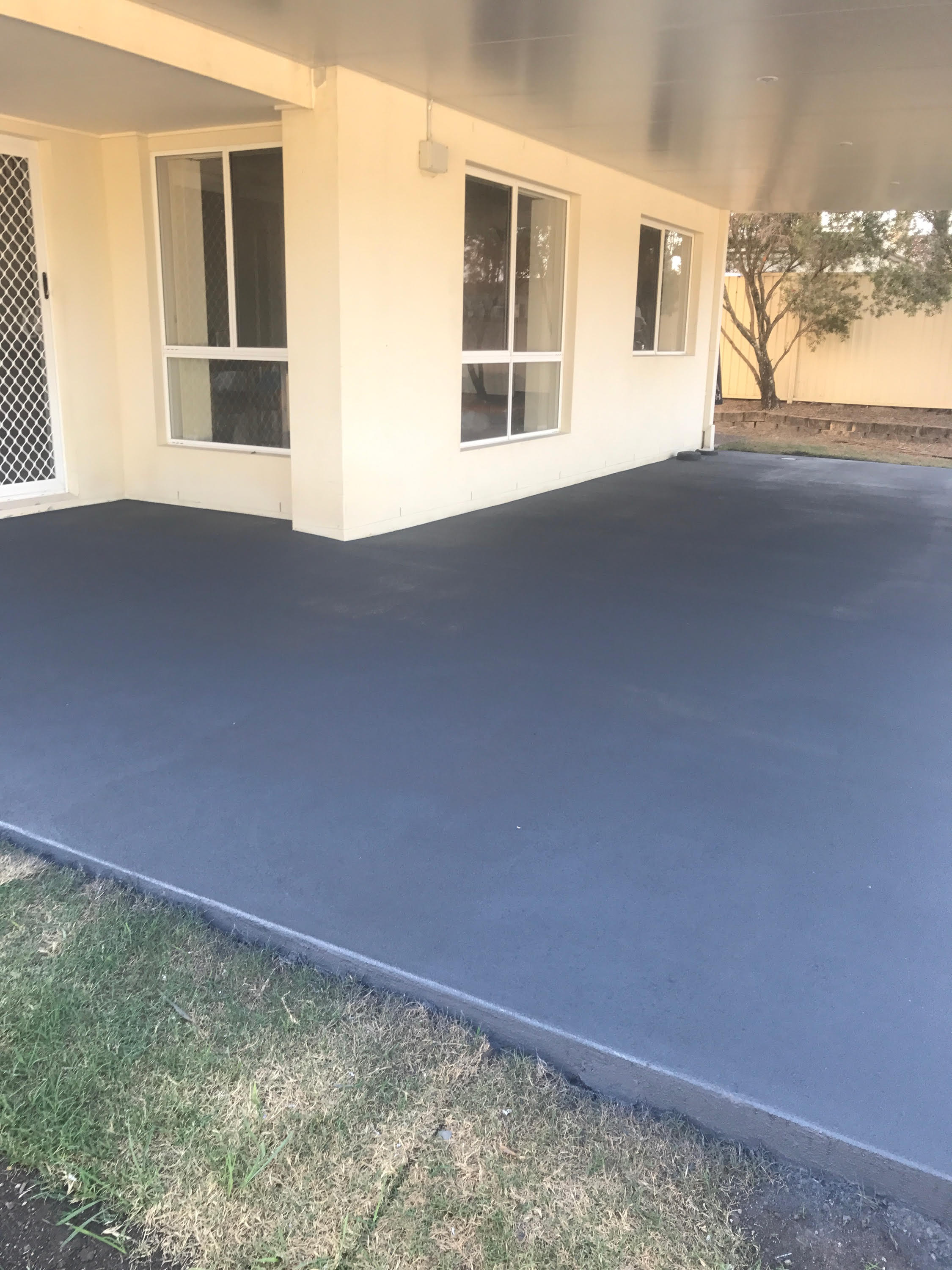 Concrete Services - Gold Coast - Plain Concrete