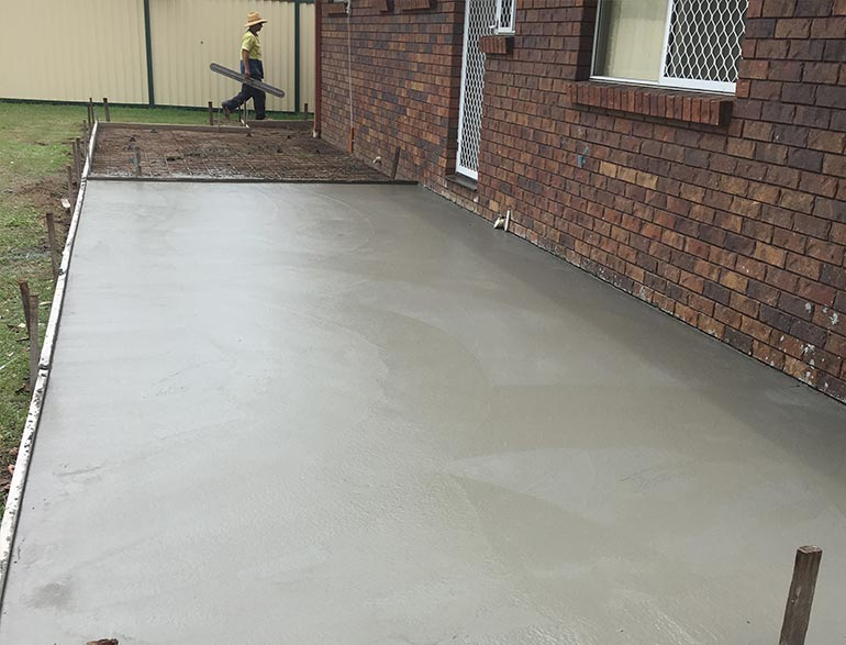 Patio | Gold Coast | Walton Concreting
